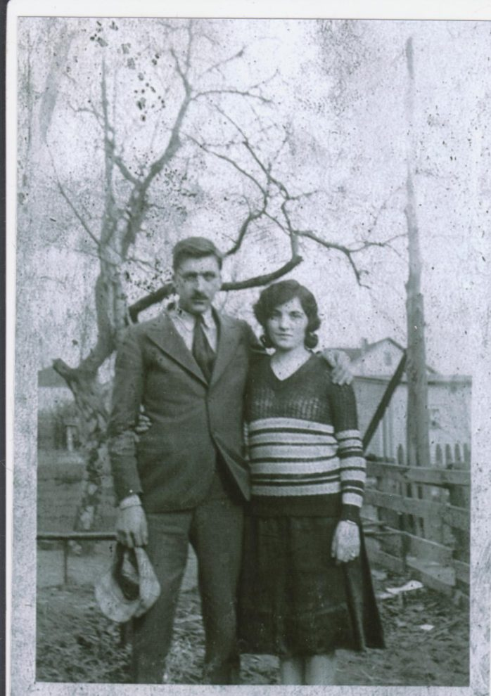 My grandparents, circa 1928