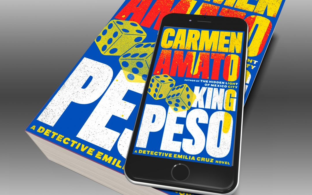 Countdown to KING PESO, the 4th Detective Emilia Cruz novel