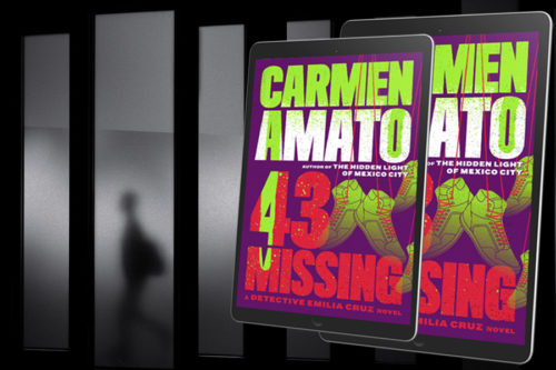 43 Missing by Carmen Amato