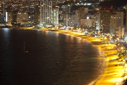 Acapulco night