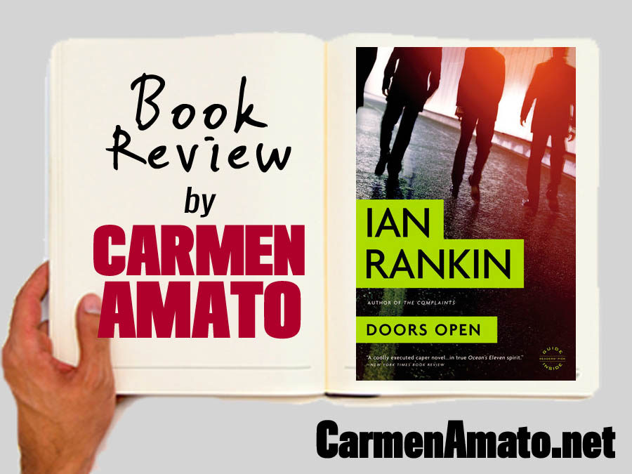 Book Review: Doors Open by Ian Rankin