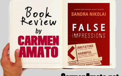 Book Review: False Impressions by Sandra Nikolai