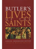 Lives of the Saints book cover