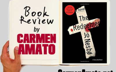 Book Review: The Redeemer by Jo Nesbo