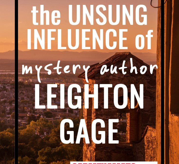 In Memorium: The Unsung Influence of Mystery Author Leighton Gage
