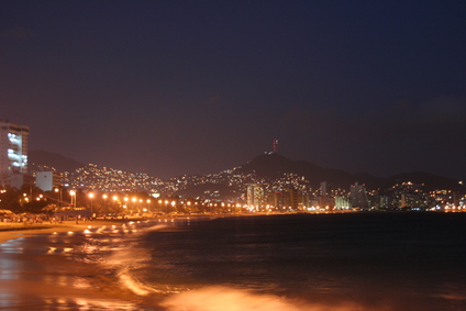 Acapulco by night