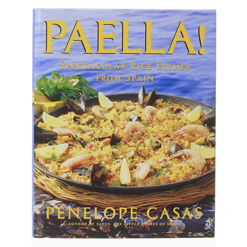 Paella book cover