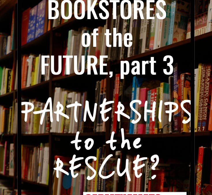 Can Business Partnerships Save the Bookstore?