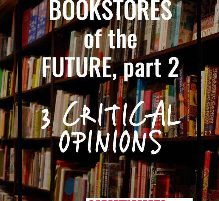 Can Bookstores Survive? 3 Differing Points of View
