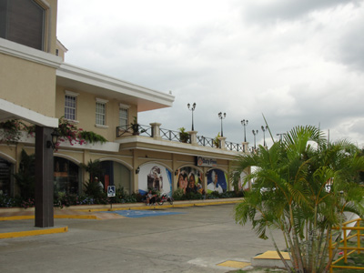 Alfredo's cafe, Panam City