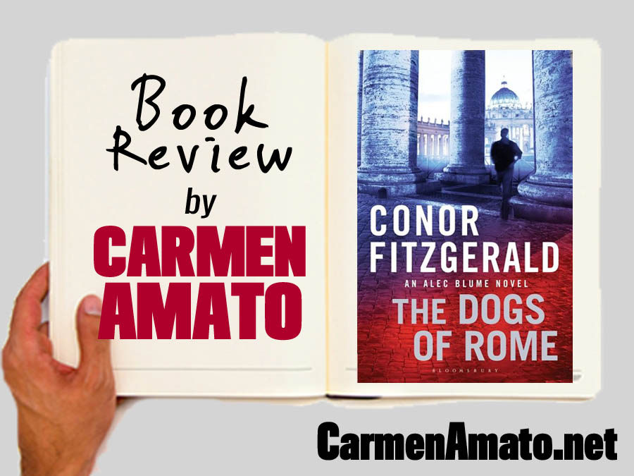 Book Review: The Dogs of Rome by Conor Fitzgerald
