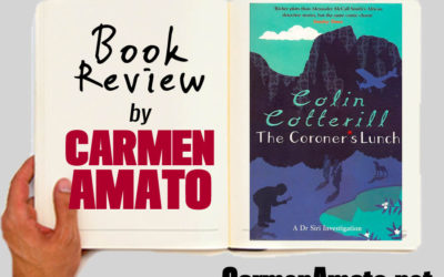 Book Review: The Coroner's Lunch by Colin Cotterill