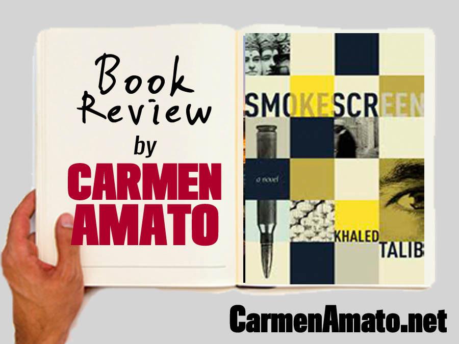 Book Review: Smokescreen, a thriller