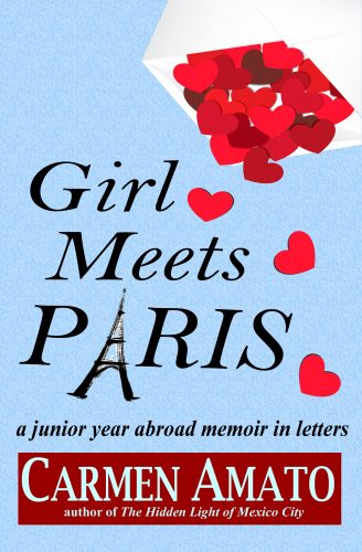 Girl Meets Paris book cover