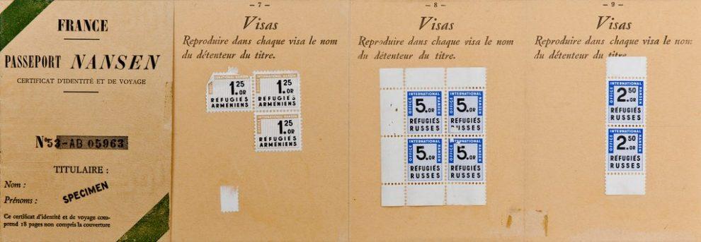 Nansen passport