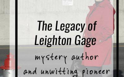 Leighton Gage's Legacy