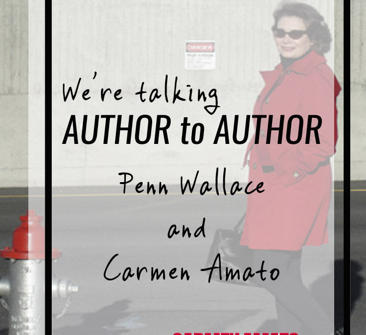 Author to Author with Penn Wallace