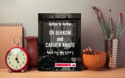 Author to Author: DV Berkom and Carmen Amato
