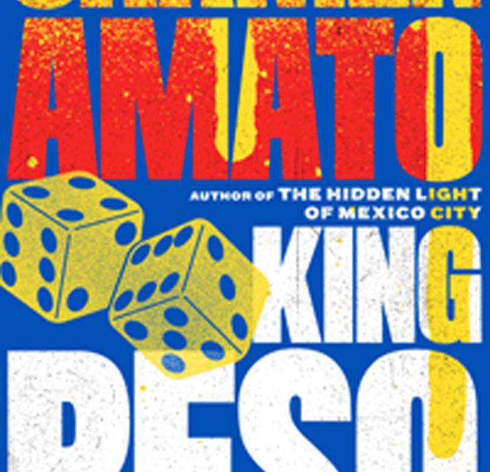 Countdown to KING PESO, the 4th Detective Emilia Cruz novel