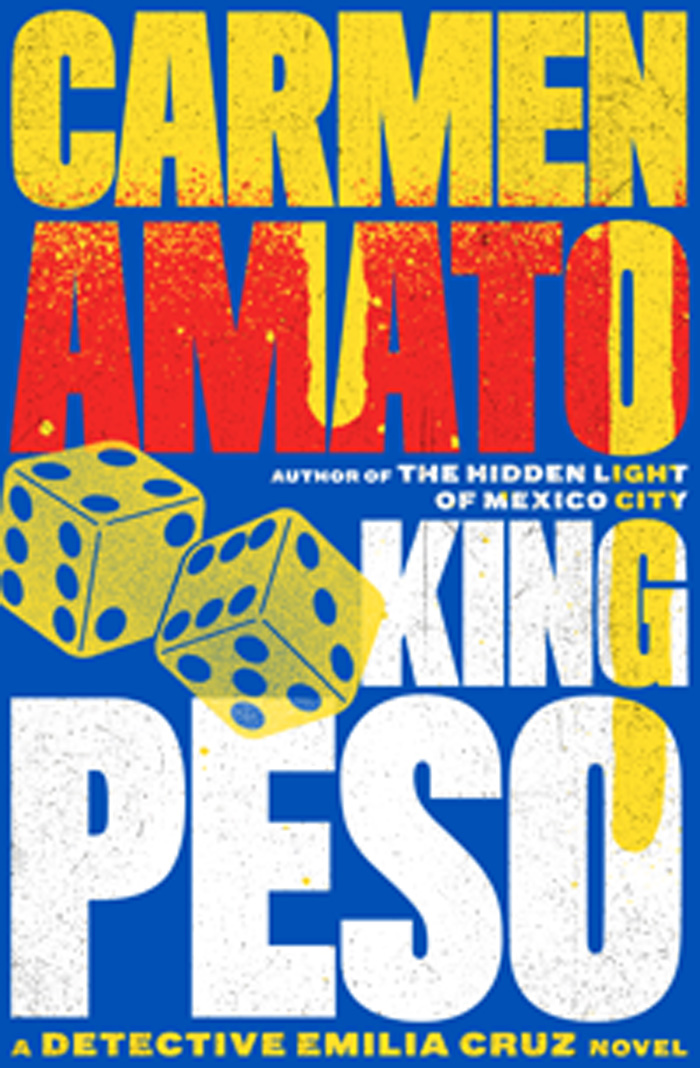 Cover of KING PESO by Carmen Amato