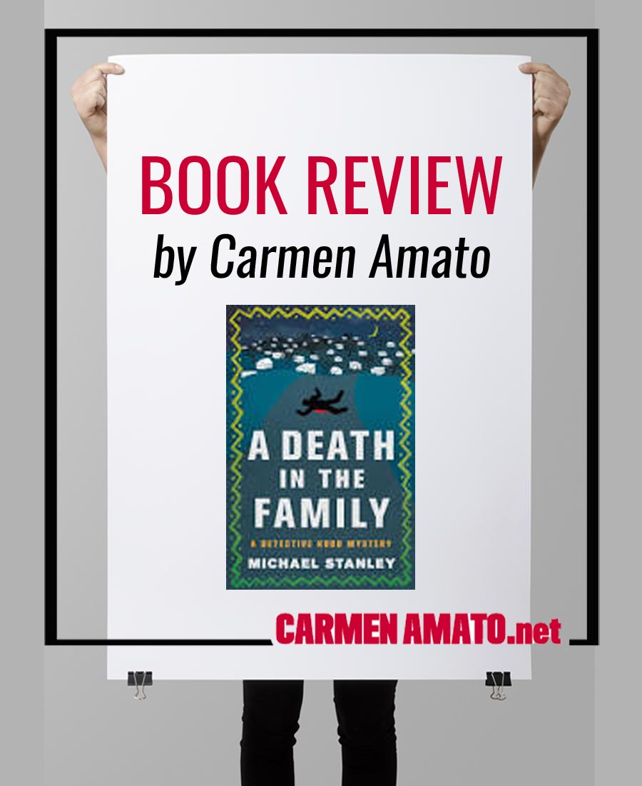 Book review of Detective Kubu mystery series novel