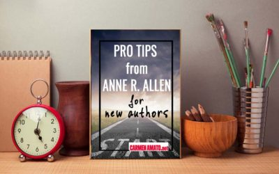Anne R. Allen's Essential Tips for New Authors