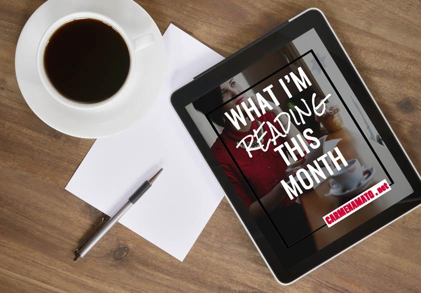 What I #amreading in December