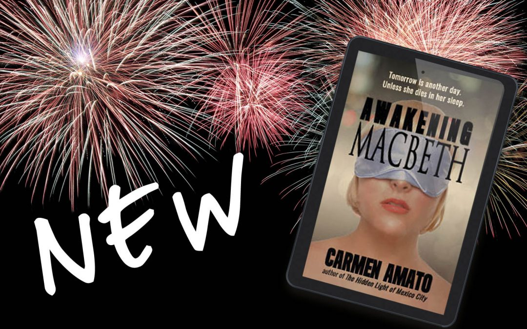 NEW RELEASE! Romantic Thriller with a #Paranormal Twist