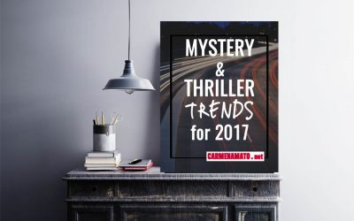 Mystery and Thriller Trends for 2017