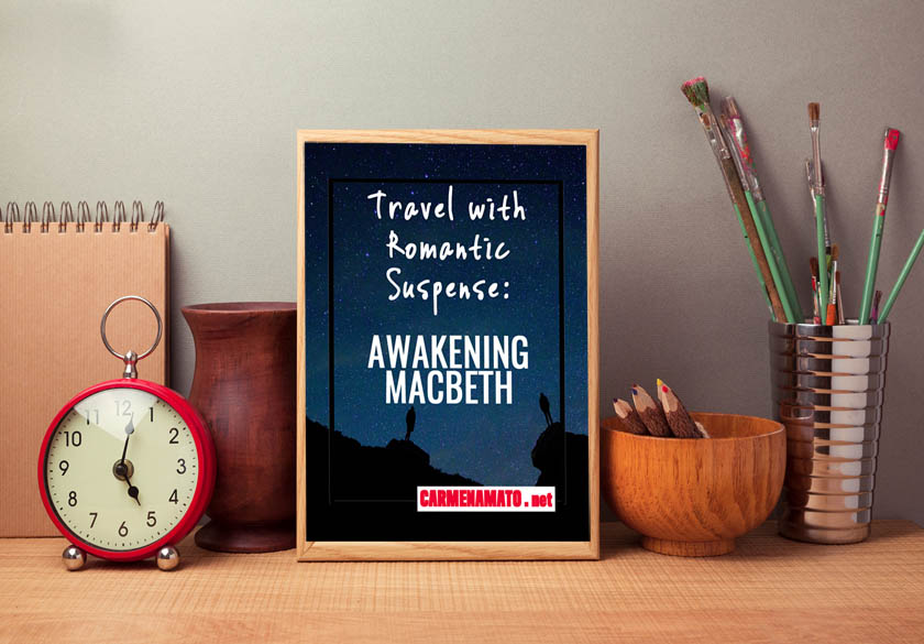 Travelling in Dreams with AWAKENING MACBETH