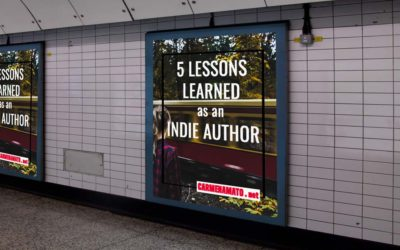5 Lessons Learned After 5 Years as an Indie Author