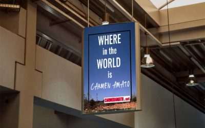 Where in the World on Social Media