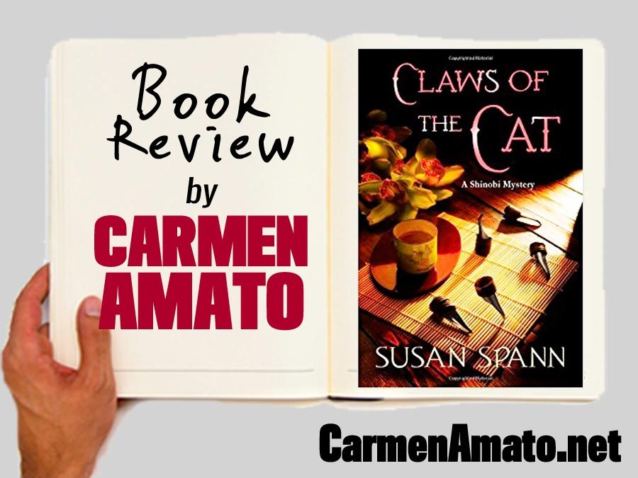 Book Review: Claws of the Cat by Susan Spann