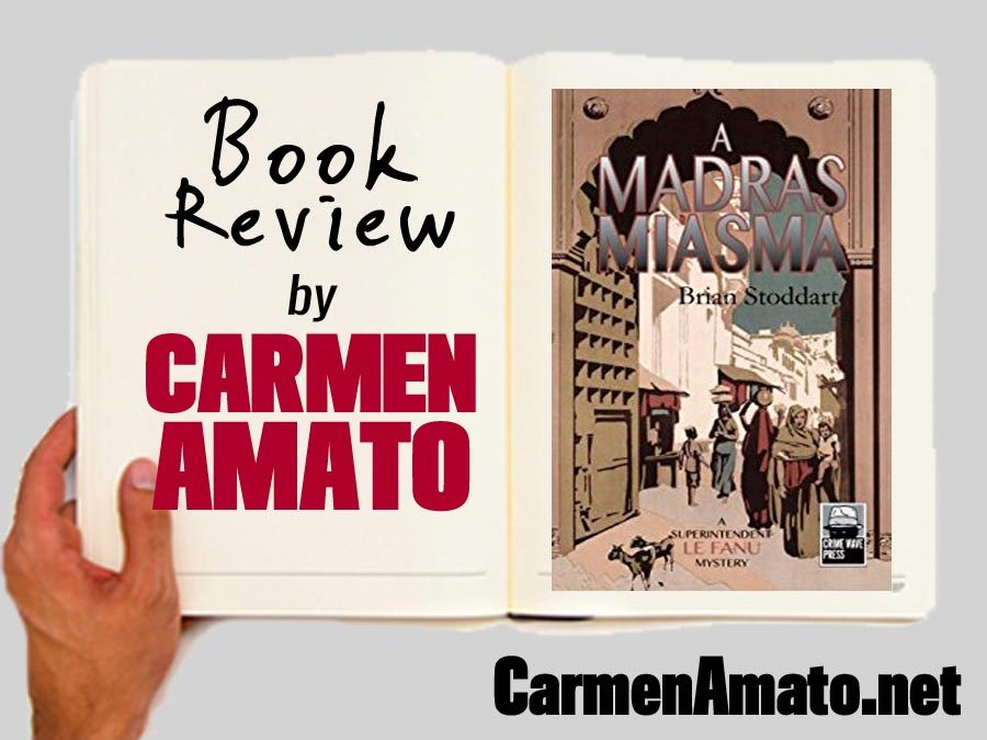 Book review A Madras Miasma