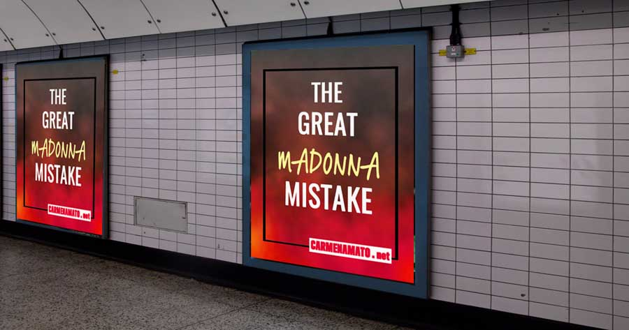 The Great Madonna Mistake