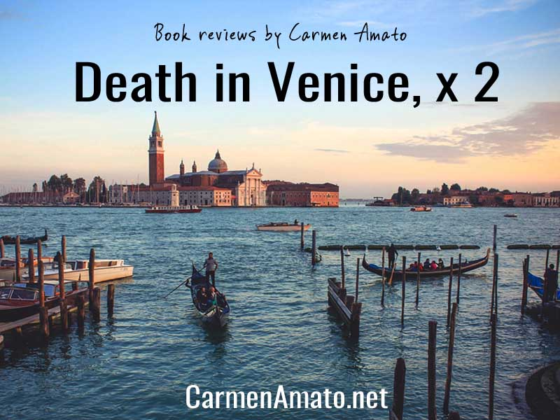 Book Review: 2 Tickets to Venice