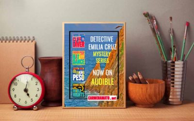 Gripping Audible Mystery Series Flies You to Acapulco