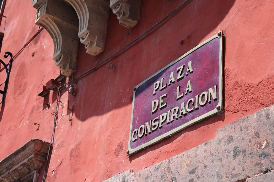 plaza de conspiracy