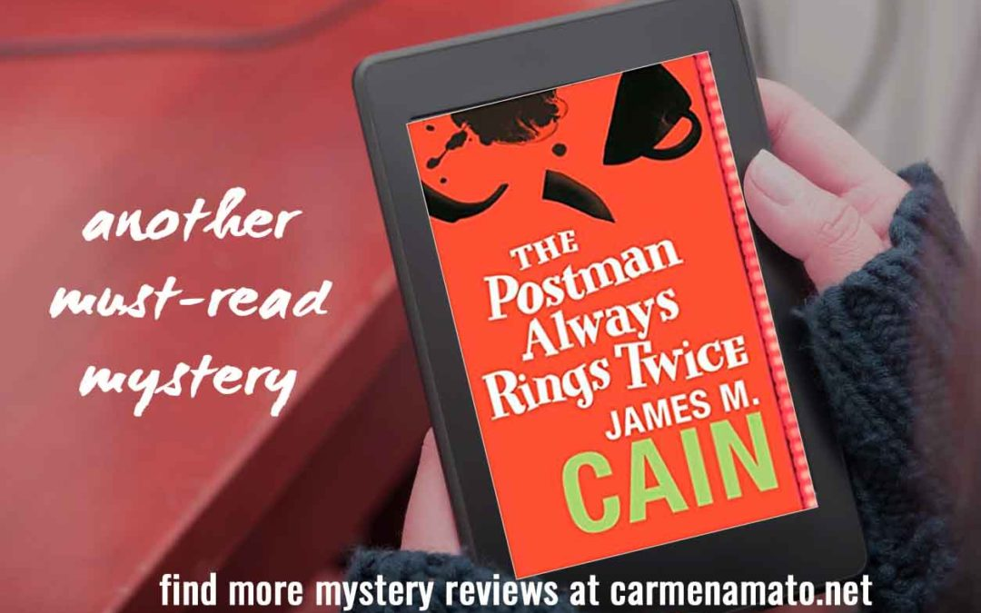 Mystery review: The Postman Always Rings Twice