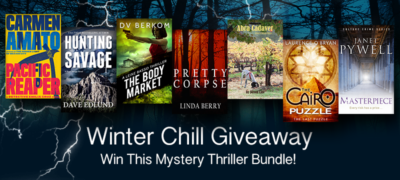 Hurry! Win #free thriller books