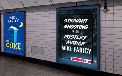 Straight Shooting with Mystery Author Mike Faricy