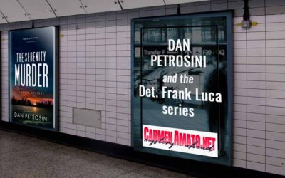 Dan Petrosini and the Detective Frank Luca series