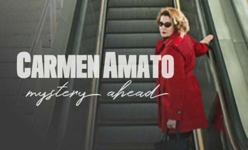 Carmen Amato's Mystery Ahead