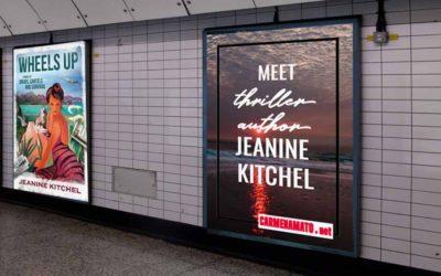 Meet WHEELS UP thriller author Jeanine Kitchel