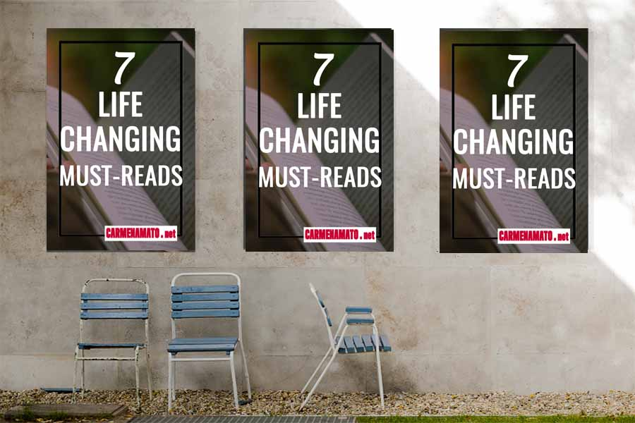 Review of 7 lifechanging books