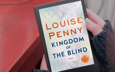Louise Penny's KINGDOM OF THE BLIND