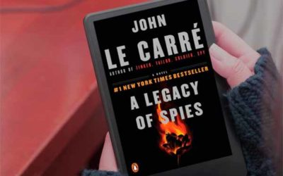 Book Review: le Carre's A LEGACY OF SPIES