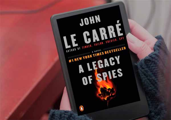 Legacy of Spies ebook