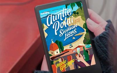 Book review: AUNTIE POLDI AND THE SICILIAN LIONS