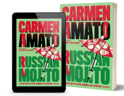 Russian Mojito book iPad